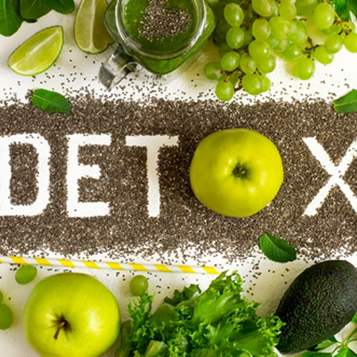 Detoxification - cleansing the body