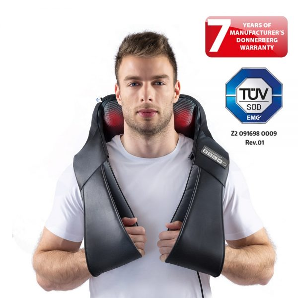 Donnerberg tapping and shiatsu massager